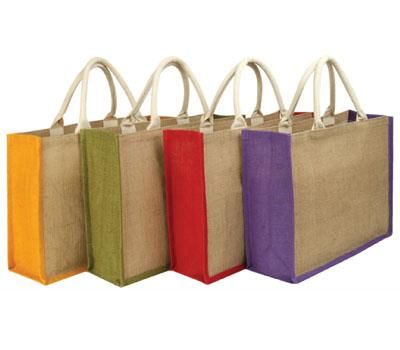 Jute Bags Are Increasingly Becoming Popular Due To Their Stylish